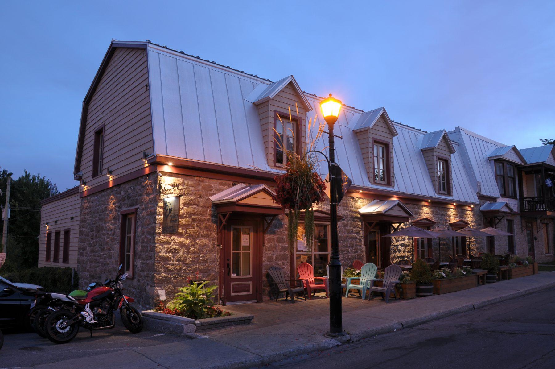 Restaurant Chinois West Island